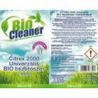 Bio Cleaner Citrex 2000 bio tisztítószer koncentrátum (1l)