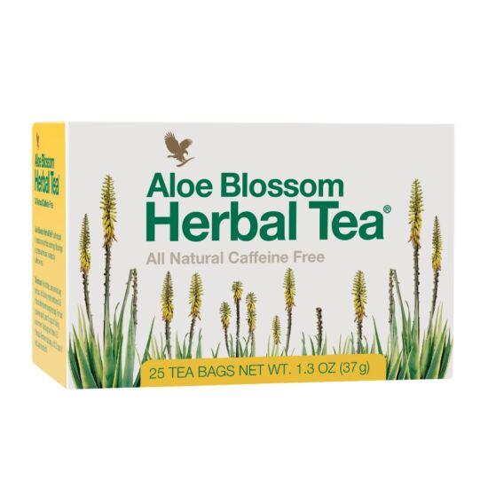 Aloe Blossom Herbal Tea (25 db filter)
