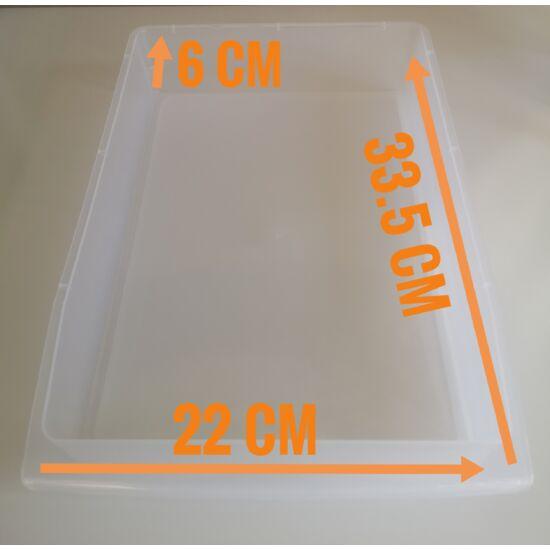 VIXI Hűtőrendező nagy (33,5x22x6 cm)