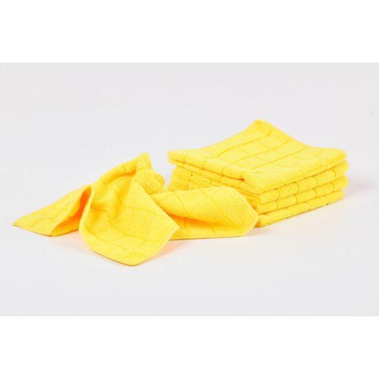 VIXI Sárga konyhai törlőkendő 30x30