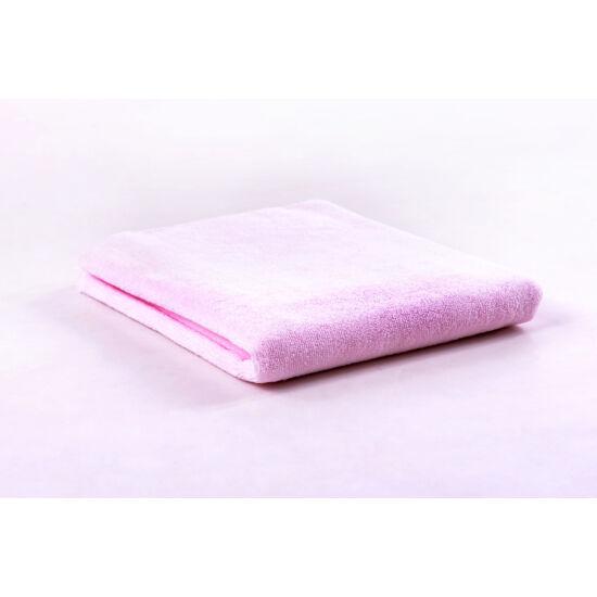VIXI Fürdőlepedő rózsaszín (70x140)