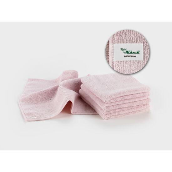 VIXI Kozmetikai kendő (rózsaszín)