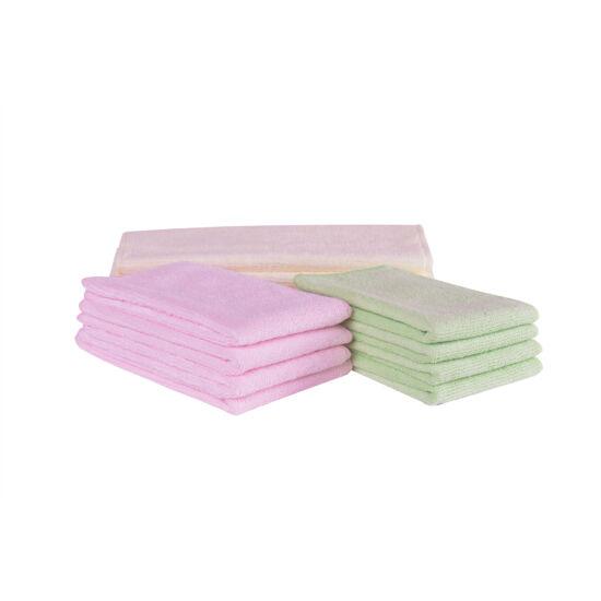 VIXI Rózsaszín Babakendő 20x35