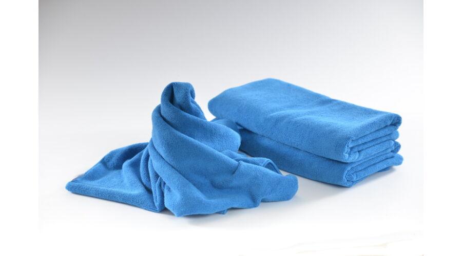 VIXI Fürdőlepedő kék színben (70x140) - Mikroszálas törölközők ... 35f7b5f257